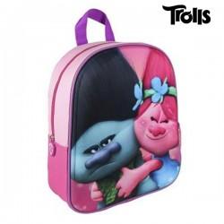 Σχολική Τσάντα 3D Trolls 040