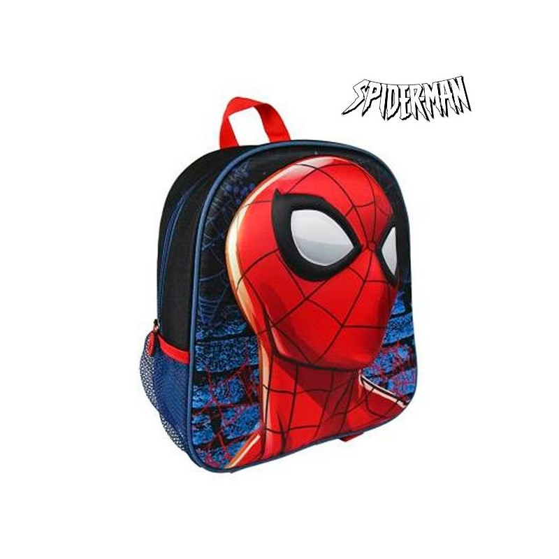 32bde2a33d Σχολική Τσάντα 3D Spiderman 057