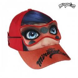 Παιδικό Καπέλο με Mάσκα Lady Bug 818 (53 cm)