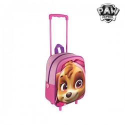 Σχολική Τσάντα 3D με Ρόδες The Paw Patrol 90149