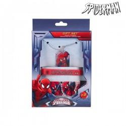 Σετ Κολιέ και Βραχιόλια Spiderman 91009