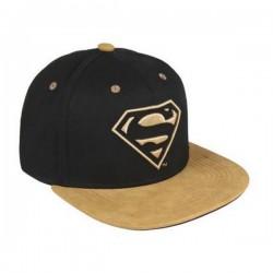 Παιδικό Kαπέλο Black Superman 1001 (58 cm)