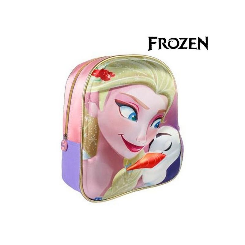Σχολική Τσάντα 3D Frozen 7969
