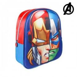 96161083572 Σχολική Τσάντα 3D The Avengers 7945