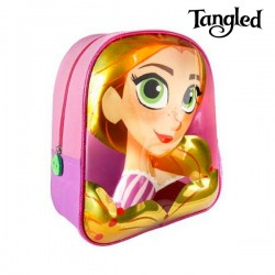 Σχολική Τσάντα 3D Tangled 7983