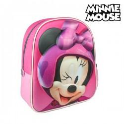 Σχολική Τσάντα 3D Mickey Mouse 8003