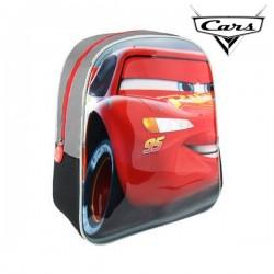 Σχολική Τσάντα 3D Cars 8102