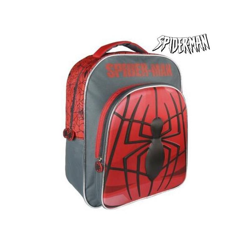 Σχολική Τσάντα 3D Spiderman 8119