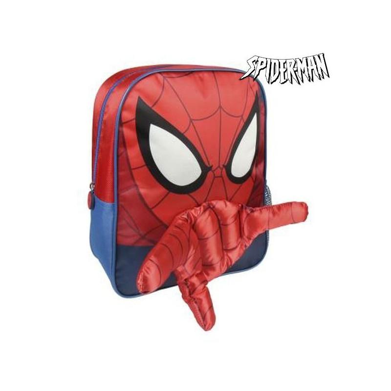 Παιδική Τσάντα Spiderman 4690 Κόκκινο