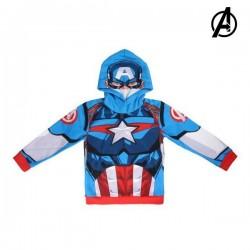 Παιδικό Φούτερ με Κουκούλα The Avengers 7625 (μέγεθος 4 ετών)