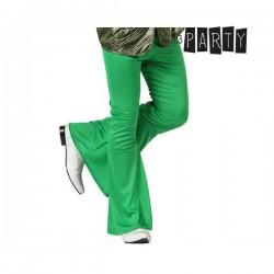 Παντελόνι για Ενήλικους Th3 Party 2707 Disco Πράσινο