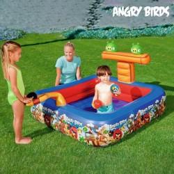 Φουσκωτή Πισίνα Angry Birds 9555