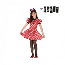 Αποκριάτικη Στολή για Παιδιά Minnie Mouse 9489