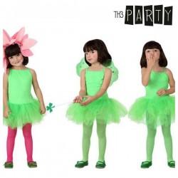 Αποκριάτικη Στολή για Παιδιά Th3 Party Μπαλαρίνα Πράσινο