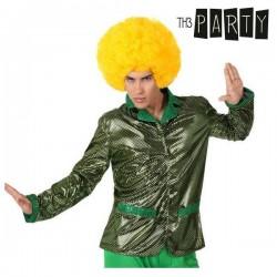 Σακάκι για Ενήλικες Th3 Party Disco Λαμπερό Πράσινο