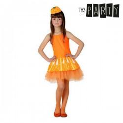 Αποκριάτικη Στολή για Παιδιά Th3 Party Πορτοκαλί