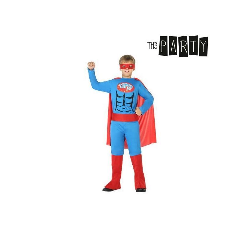 Αποκριάτικη Στολή για Παιδιά Th3 Party Σούπερ ήρωας