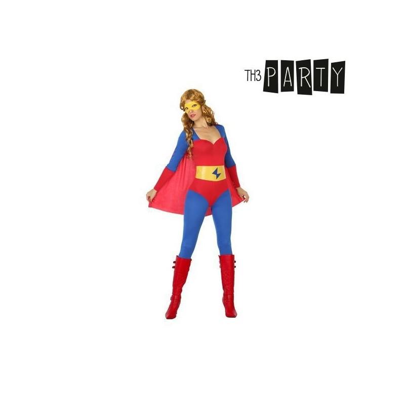 Αποκριάτικη Στολή για Ενήλικες Th3 Party Γυναίκα σούπερ ήρωας