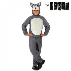 Αποκριάτικη Στολή για Παιδιά Th3 Party Μεγάλος κακός λύκος