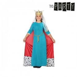Αποκριάτικη Στολή για Παιδιά Th3 Party Μεσαιωνική βασίλισσα