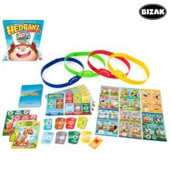 Επιτραπέζιο Παιχνίδι Hedbanz Junior Bizak 61924596