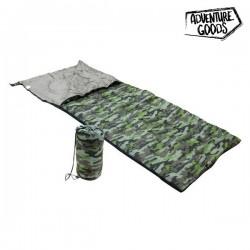 υπνόσακο Adventure Goods 36088 (190 x 75 cm) Πράσινο