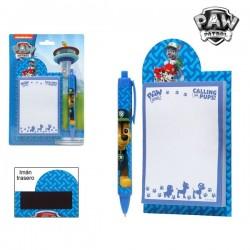 Μολύβι + Σημειωματάριο The Paw Patrol 59605 Μπλε