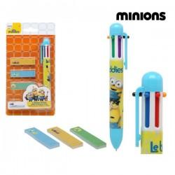 Μολύβι Minions 58288 Μπλε Κίτρινο