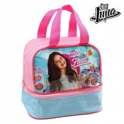Τσάντα σνακ Soy Luna 32282 Ροζ Μπλε