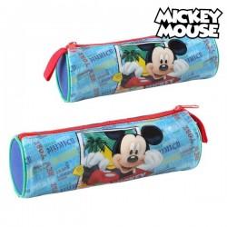 Κυλινδρική Κασετίνα Mickey Mouse 32350 Μπλε