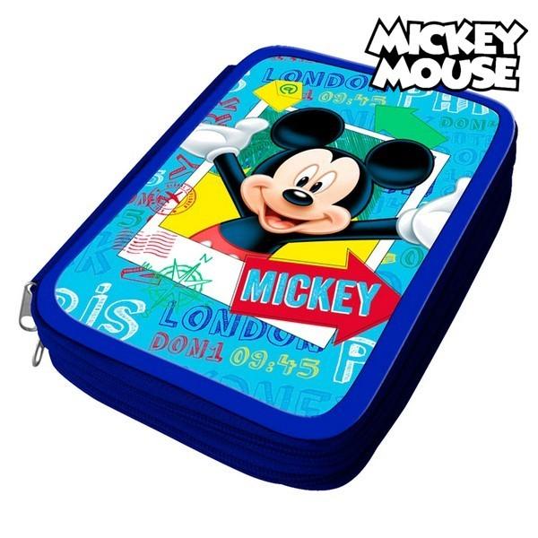 Κασετίνα Mickey Mouse 32480 Μπλε