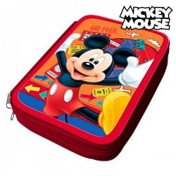 Κασετίνα Mickey Mouse 32497 Πορτοκαλί