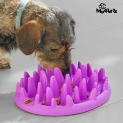 Διαδραστική Ταΐστρα για Κατοικίδια Slow Food Bowl My Pet Ez
