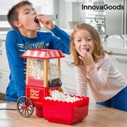 Συσκευή για Ποπ-Κορν Sweet & Pop Times InnovaGoods 1200W Κόκκινη