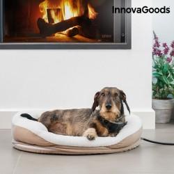 Θερμικό Ηλεκτρικό Κρεβάτι για Κατοικίδια InnovaGoods 18W