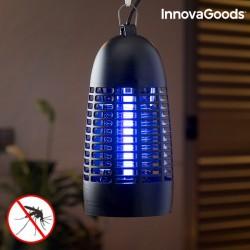 Λάμπα Κατά των Κουνουπιών KL-1600 InnovaGoods 4W Μαύρη