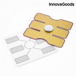 Κοιλιακό Έμπλαστρο Ηλεκτροδιέγερσης InnovaGoods