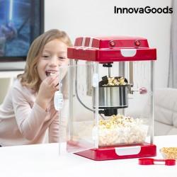 Μηχανή για Ποπ Κορν Tasty Pop Times InnovaGoods 310W Κόκκινη