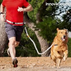 Λουρί για Σκύλους Χωρίς την Χρήση Χεριών InnovaGoods