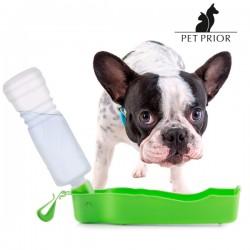 Φορητή Ποτίστρα με Μπουκάλι για Κατοικίδια Pet Prior