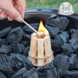 Εκκινητής Φωτιάς από Ξύλο για Μπάρμπεκιου BBQ Classics