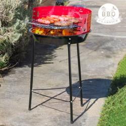Μπάρμπεκιου Κάρβουνου με Πόδια Στήριξης BBQ Classics