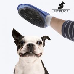 Γάντι Βουρτσίσματος για Κατοικίδια Pet Prior