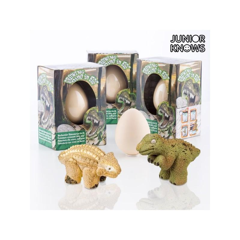 Αυγό με Δεινόσαυρο Little Junior Knows