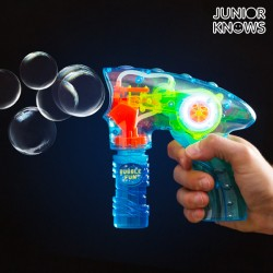 Πιστόλι για Σαπουνόφουσκες με Φως Junior Knows