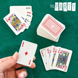 Κάρτες για Πόκερ Mini Th3 Party