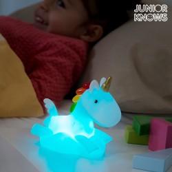 Μονόκερος Πολύχρωμο Φως Νύχτας LED Junior Knows