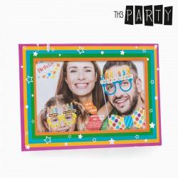Αξεσουάρ Γενεθλίων για Διασκεδαστικές Φωτογραφίες Th3 Party (Πακέτο με 5)