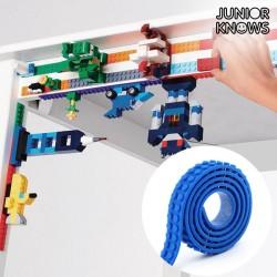 Μπλε Κολλητική Ταινία για Κατασκευές Magic Junior Knows