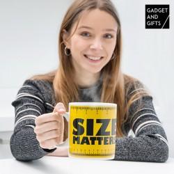 Κούπα XXL Size Matters Gadget and Gifts